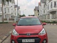 Gia đình cần bán Grand I10 mầu đỏ, số tự động nhập khẩu 2015 giá 365 triệu tại Hà Nội