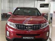 Cần bán Kia Sorento GATH năm 2018, màu đỏ giá 919 triệu tại Tp.HCM