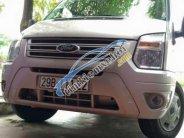 Bán xe Ford Transit 2.4 MT sản xuất 2015, màu bạc chính chủ, giá tốt giá 630 triệu tại Hà Nội