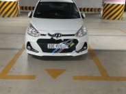 Lên đời bán Hyundai Grand i10 1.0 MT 2017, màu trắng, nhập khẩu giá 375 triệu tại Hà Nội