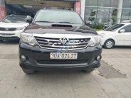 Bán Toyota Fortuner 2.5G đời 2013, màu đen   giá 775 triệu tại Hà Nội
