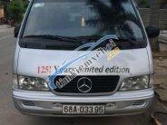 Bán Mercedes năm sản xuất 2002 giá 175 triệu tại Tp.HCM