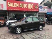 Salon bán xe Mercedes ML400 4Matic 2015, màu nâu, xe nhập giá 2 tỷ 650 tr tại Hà Nội