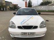 Bán ô tô Daewoo Nubira sản xuất 2001, màu trắng giá 83 triệu tại Hà Nội