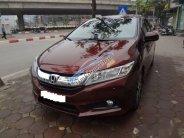 Bán ô tô Honda City AT sản xuất năm 2016, màu đỏ giá 529 triệu tại Hà Nội