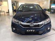 Bán xe Honda City 1.5TOP đời 2018, màu xanh  giá 599 triệu tại Hà Nội
