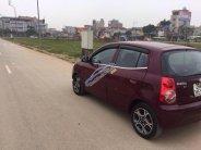Gia đình bán Kia Morning sản xuất 2011, màu đỏ giá 198 triệu tại Hà Nội