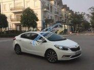 Bán ô tô Kia K3 sản xuất năm 2014, màu trắng giá cạnh tranh giá 559 triệu tại Hà Nội