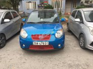 Bán Kia Morning SX 2010, màu xanh lam, nhập khẩu giá 219 triệu tại Hà Nội