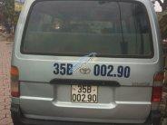 Bán xe Toyota Hiace Hiace đời 2000, màu xanh lam giá 55 triệu tại Hà Nội