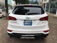 Bán xe Hyundai Santa Fe CRDi 2.2L 4WD SX 2017, màu trắng giá 1 tỷ 100 tr tại Hà Nội