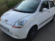 Bán Chevrolet Spark LS 0.8 MT đời 2009, màu trắng  giá 125 triệu tại Tp.HCM