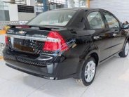Bán Chevrolet Aveo 2017, màu đen, giá chỉ 495 triệu giá 495 triệu tại Hà Nội
