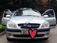 Bán ô tô Hyundai Getz đời 2009, màu bạc, xe nhập chính chủ, giá 230tr giá 230 triệu tại Hà Nội