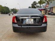 Cần bán lại xe Daewoo Lacetti sản xuất 2010, màu đen giá 246 triệu tại Hà Nội