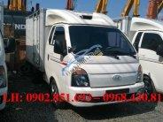 Bán xe Hyundai đông lạnh 1 tấn đời 2014 nhập khẩu cabin kép, có sẵn giao ngay giá 365 triệu tại Tp.HCM