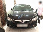 Honda Civic 1.8MT đời 2009, màu đen đẹp xuất sắc giá 350 triệu tại Hà Nội