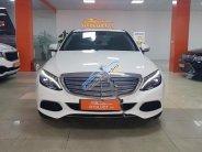 Bán Mercedes C250 đời 2018, màu trắng   giá 1 tỷ 690 tr tại Hà Nội