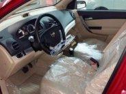 Cần bán Chevrolet Aveo 1.4L đời 2018, màu đỏ, giá chỉ 459 triệu giá 459 triệu tại Hà Nội