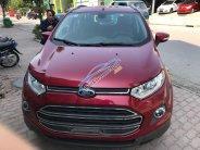 Cần bán xe Ford EcoSport 1.5L AT sản xuất 2015, màu đỏ cực độc giá 540 triệu tại Hà Nội