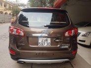 Bán xe Hyundai Santa Fe đời 2012, màu nâu, xe nhập giá 765 triệu tại Hà Nội