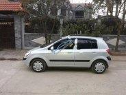 Cần bán Hyundai Getz đời 2009, màu bạc, nhập khẩu Hàn Quốc, 186tr giá 186 triệu tại Hà Nội