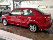 Cần bán xe Chevrolet Aveo 2018, màu đỏ giá 409 triệu tại Hà Nội