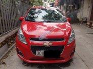Bán ô tô Chevrolet Spark đời 2015, màu đỏ giá 295 triệu tại Hà Nội