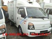 Bán xe tải Hyundai đông lạnh 1 tấn, đời 2014, nhập khẩu mới 90%, hỗ trợ trả góp giá 370 triệu tại Tp.HCM