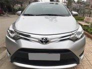 Bán Toyota Vios G đời 2017, màu bạc, đẹp như mới giá 552 triệu tại Tp.HCM