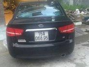 Bán xe Kia Forte đời 2013, màu đen, chính chủ giá 435 triệu tại Quảng Ninh
