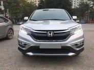 Bán ô tô Honda CR V 2.4AT sản xuất 2015, màu bạc giá 845 triệu tại Tp.HCM