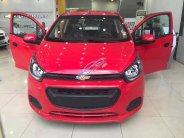 Bán ô tô Chevrolet Spark van đời 2018, màu đỏ giá 267 triệu tại Hà Nội