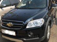 Cần bán xe Chevrolet Captiva đời 2008, số sàn, màu đen giá 299 triệu tại Tp.HCM