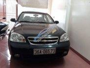 Chính chủ bán Chevrolet Lacetti đời 2013,màu xanh  giá 295 triệu tại Thanh Hóa