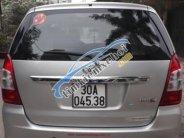 Cần bán lại xe Toyota Innova E sản xuất 2013, màu bạc chính chủ, giá chỉ 525 triệu giá 525 triệu tại Hà Nội
