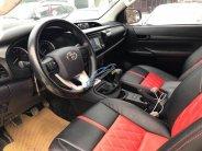 Cần bán lại xe Toyota Hilux đời 2016, màu bạc, nhập khẩu nguyên chiếc, chính chủ giá 645 triệu tại Hà Nội
