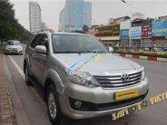 Cần bán xe Toyota Fortuner 2012, màu bạc chính chủ giá 675 triệu tại Hà Nội