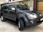 Bán Toyota Fortuner V 2.7L 4WD sản xuất 2011, màu xám giá 635 triệu tại Tp.HCM