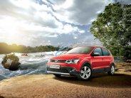 (Đạt DAVID) Bán Volkswagen Polo Cross 2018, (màu đỏ), nhập khẩu mới 100% LH: 0933.365.188 giá 725 triệu tại Tp.HCM