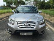 Bán Hyundai Santa Fe SLX 2009, màu bạc, nhập khẩu   giá 640 triệu tại Tp.HCM