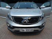 Bán Kia Sportage sản xuất 2011, màu bạc, nhập khẩu, giá 615tr giá 615 triệu tại Hà Nội