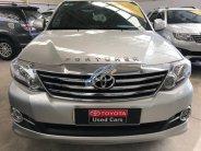 Cần bán xe Toyota Fortuner G đời 2016, màu bạc, chạy 31.000Km. giá 930 triệu tại Tp.HCM