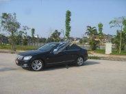 Cần bán gấp Mercedes sản xuất năm 2008, màu đen chính chủ giá 490 triệu tại Thái Nguyên