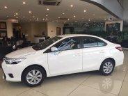 Giao luôn Toyota Vios E MT đời 2018, màu trắng, hỗ trợ Grab, vay vốn 90%- Giao xe tận nhà - Liên hệ nhận giá tốt nhất giá 487 triệu tại Hà Nội