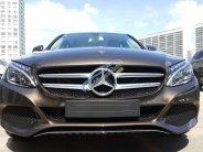 Bán Mercedes C200 đời 2018, màu nâu giá tốt nhất giá 1 tỷ 489 tr tại Tp.HCM