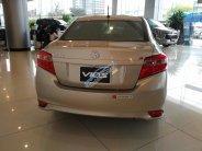 Toyota Mỹ Đình Khuyến mại lớn tháng 03 giảm giá Vios G đời 2018, màu kem cùng nhiều KM lớn giá 555 triệu tại Hà Nội