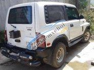 Cần bán xe Ssangyong Korando đời 2003, màu trắng giá cạnh tranh giá 125 triệu tại Cao Bằng