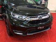 Honda CR V--L 2018 7 chỗ màu đen, nhập khẩu nguyên chiếc Thái Lan giao tháng 4 giá 958 triệu tại Tiền Giang