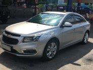 Cần bán Chevrolet Cruze LTZ đời 2015, màu bạc ít sử dụng giá 510 triệu tại Tp.HCM